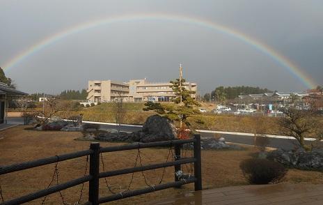 マザーに虹②