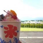 2016.8.9 お茶会 かき氷 (5)