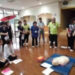 2018.7.10 AED勉強会 (2)