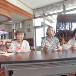 2019.8.6 お茶会(すいか割り) (38)