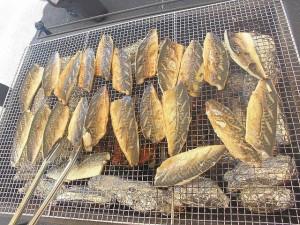 2019.9.10 魚の炭火焼 (10)